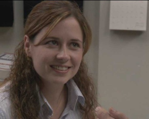 The Office wallpaper called Pam