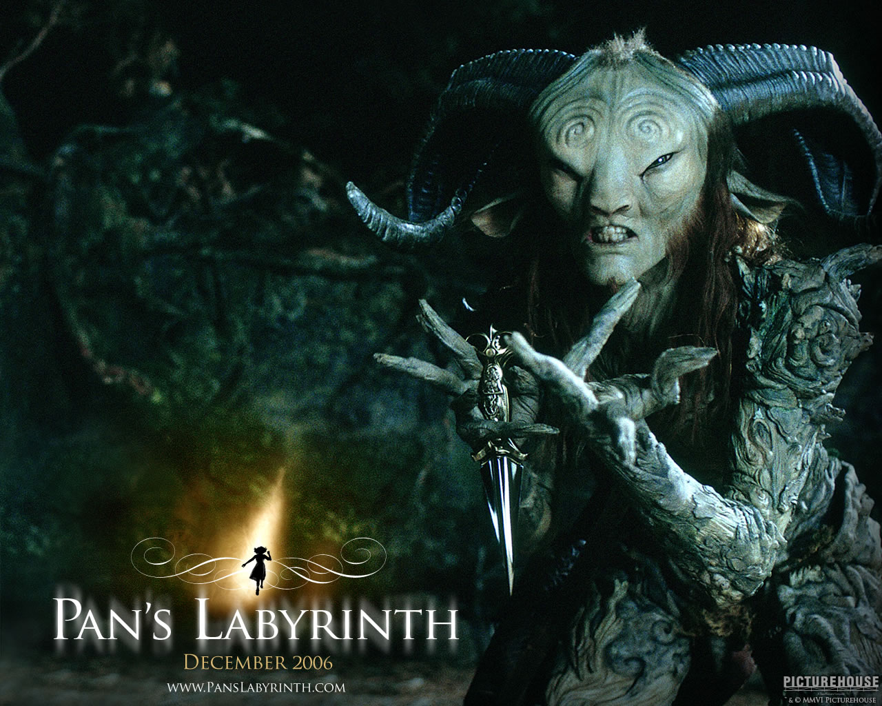 pan 39 s labyrinth movies wallpaper 609155 fanpop