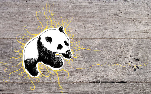 Panda 壁紙