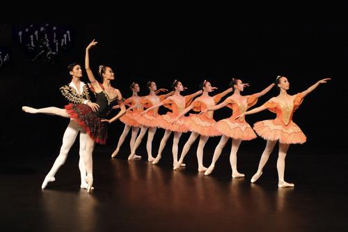 Ballet wallpaper entitled Paquita Wallpaper