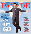 Parade Magazine Sept 2007