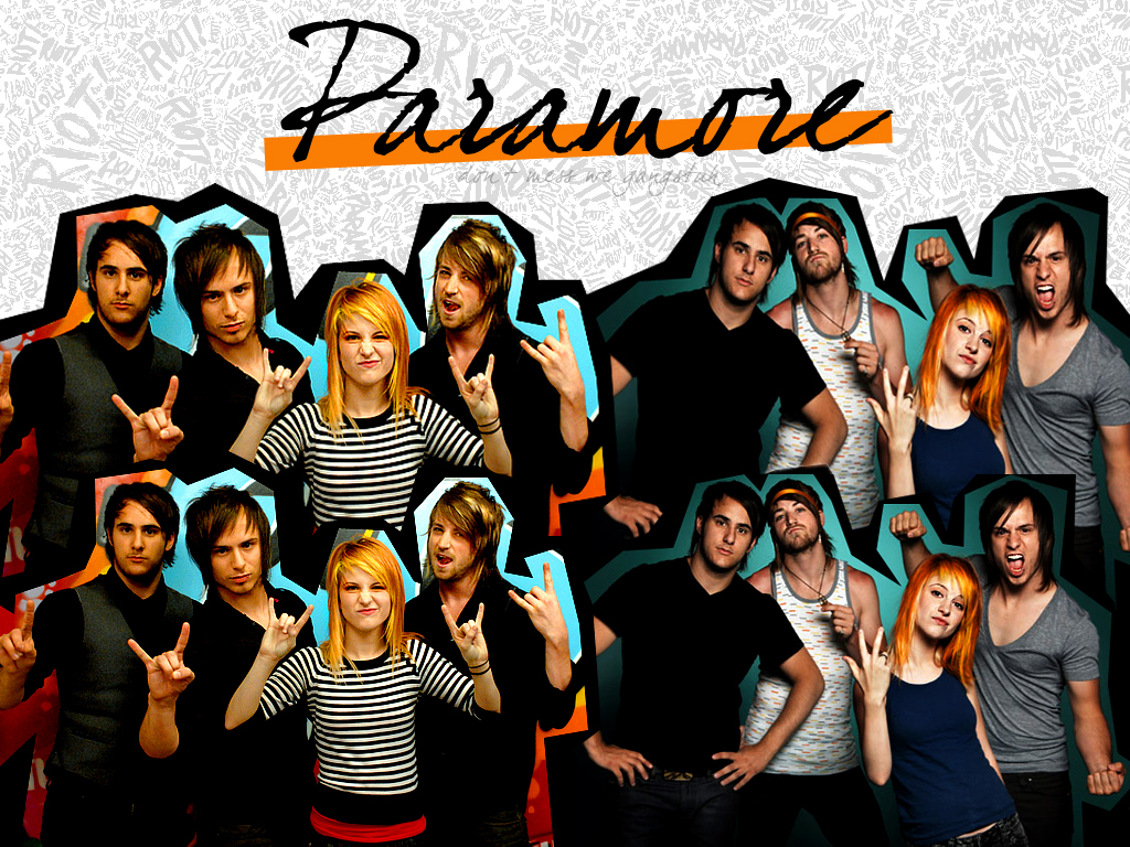 Paramore Paramore Wallpaper 316242 Fanpop