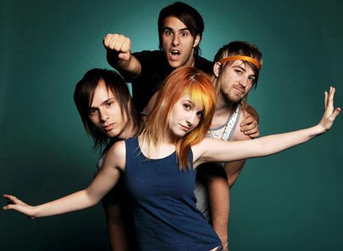 Paramore wallpaper titled Paramore