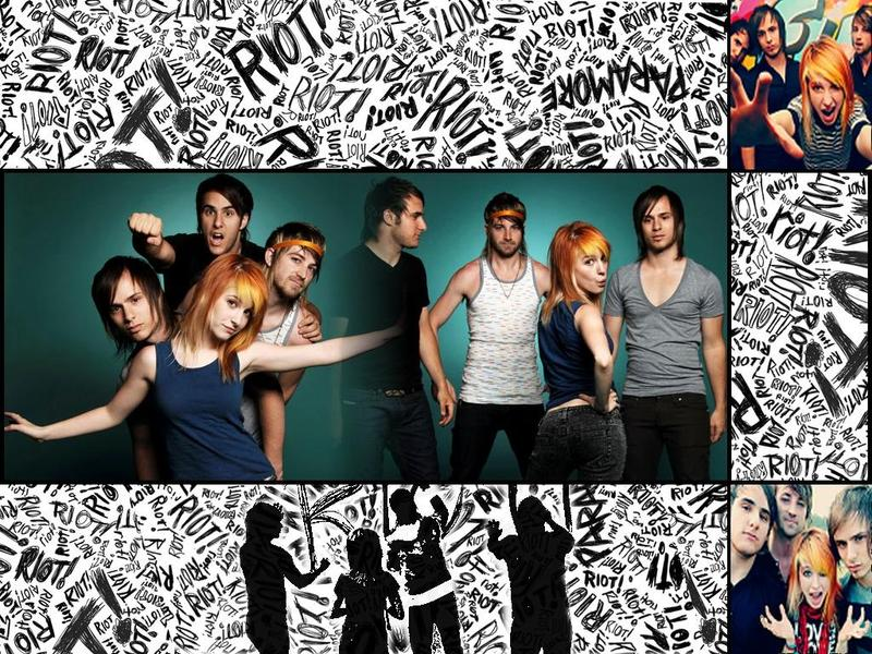 paramore wallpapers. Paramore - Paramore Wallpaper