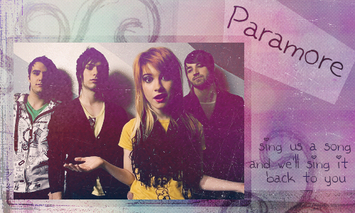 Paramore wallpaper titled Paramore