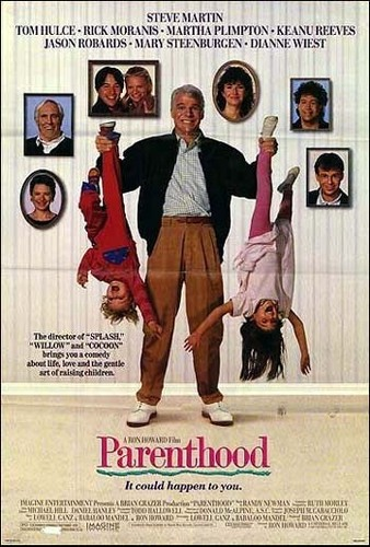 80s Films 바탕화면 called Parenthood (1989)