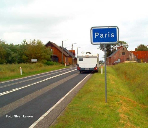 Paris in Denmark