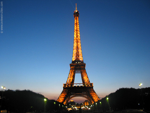 essay on eiffel tower