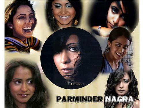 Parminder Nagra 바탕화면 titled Parminder