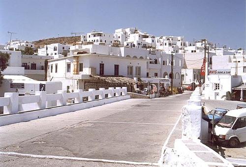 Paros - Naousa