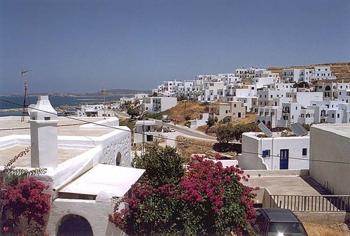 Paros - Naousa - greece Photo
