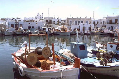 Greece wallpaper called Paros - Naousa