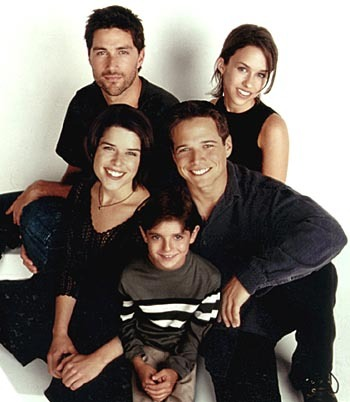 Pary of Five (1994-2000) - the-90s Photo
