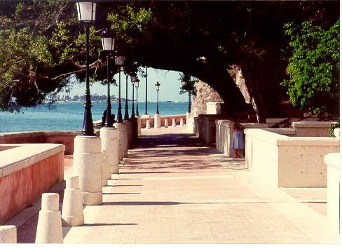 Paseo La Princesa/Old San Juan