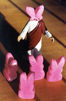 Passion of the Peeps