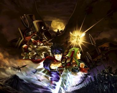 Fire Emblem wallpaper entitled Path of Radiance