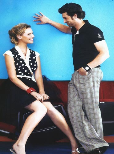 Patrick & Katherine