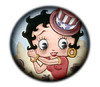 Betty Boop photo called Patriotic Betty Boop