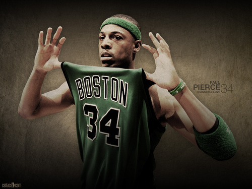 Paul Pierce پیپر وال
