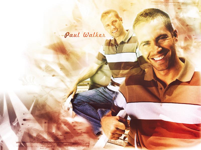 paul walker wallpapers. Paul - Paul Walker Wallpaper