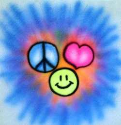 Peace, Love, and Happiness - internet-opinions Photo