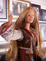Peace barbie