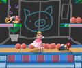 Peach in Smash Bros. Brawl