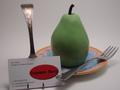 Pear - cupcakes photo