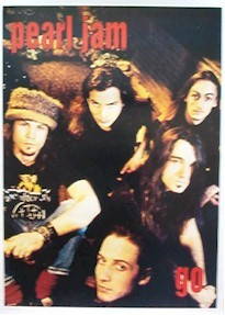The 90s wallpaper called Pearl Jam