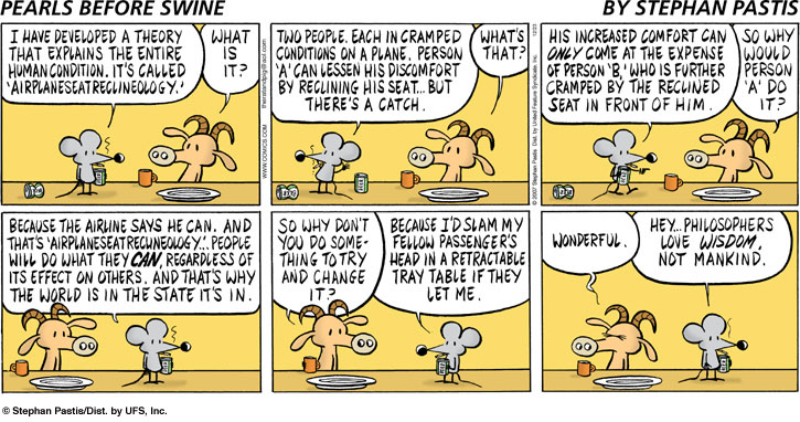 Pearls Before Swine Suzanne There Was A Man