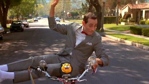 Pee Wee's Big Adventure - pee-wee-herman Photo