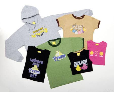 Peep Shirts