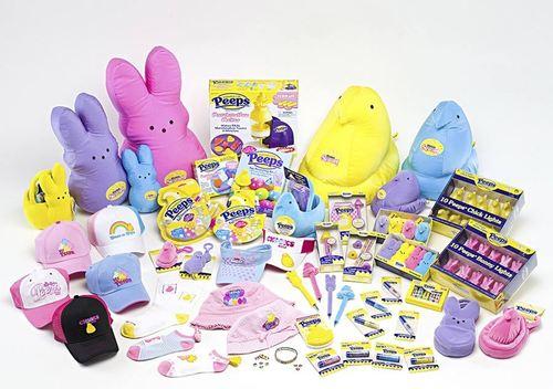 Peeps Toys