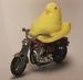 Peepy Rider - marshmallow-peeps icon