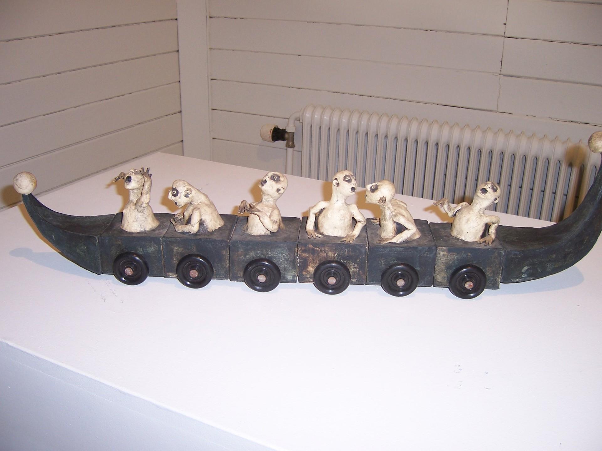 Peggy Wauters Sculptures