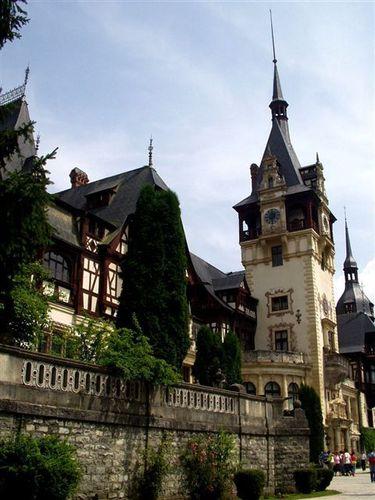 Peleş castillo