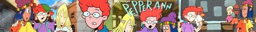 Pepper Ann Banner