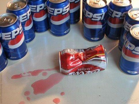 Pepsi Mob