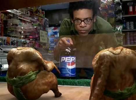 Pepsi Sumo Chicken
