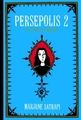 Persepolis 2 book cover - marjane-satrapi photo