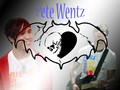 Pete Wallpaper - pete-wentz wallpaper