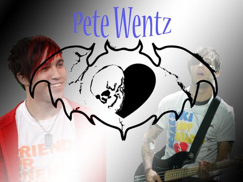 Pete দেওয়ালপত্র
