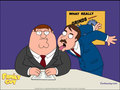 family-guy - Peter and Tom Tucker wallpaper