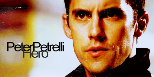 Peter Petrelli images Peter wallpaper and background photos