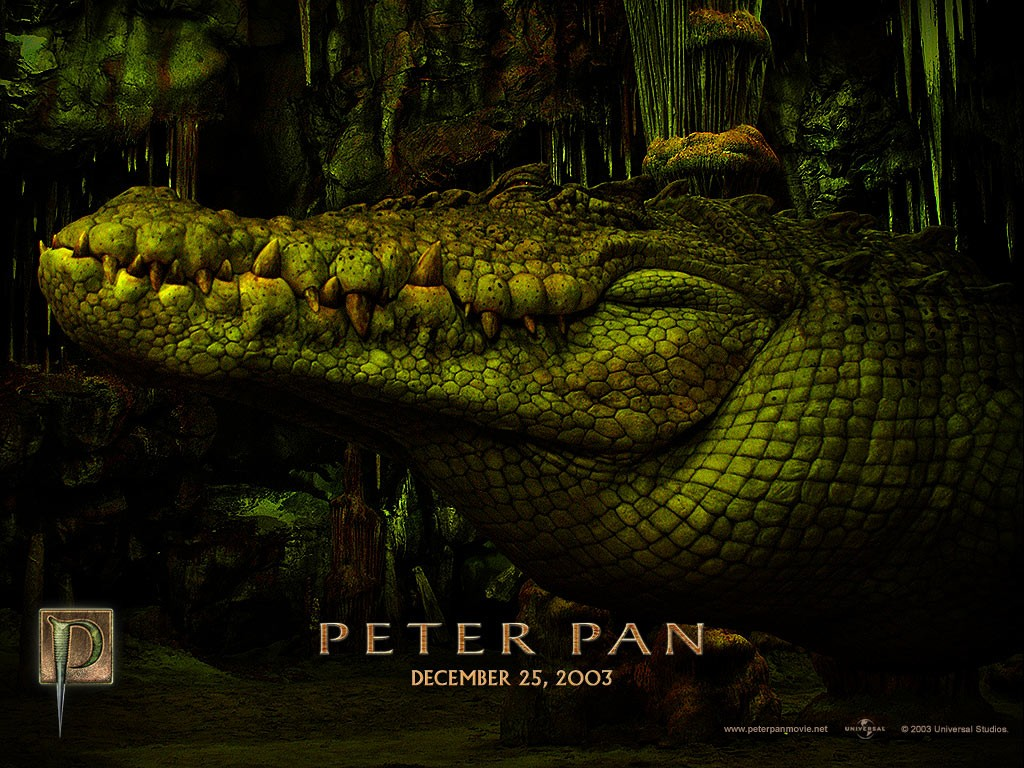 peter pan crocodile in - photo #26