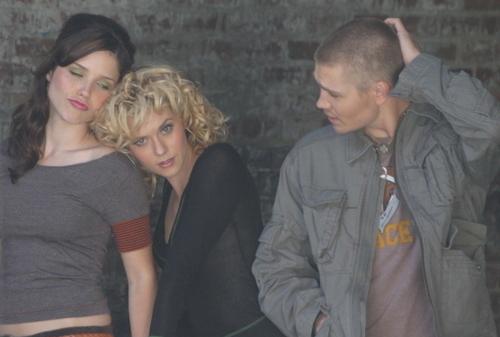 Peyton, Brooke & Lucas
