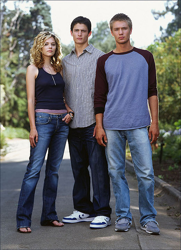 Peyton, Nathan and Lucas