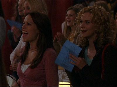 Peyton and Haley