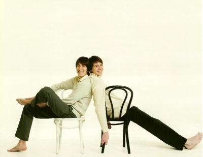Oliver and James Phelps wallpaper titled Phelps Twins