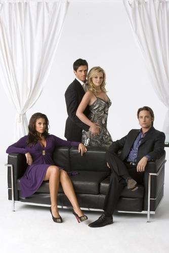 Phillip, Chloe, Belle, & Shawn